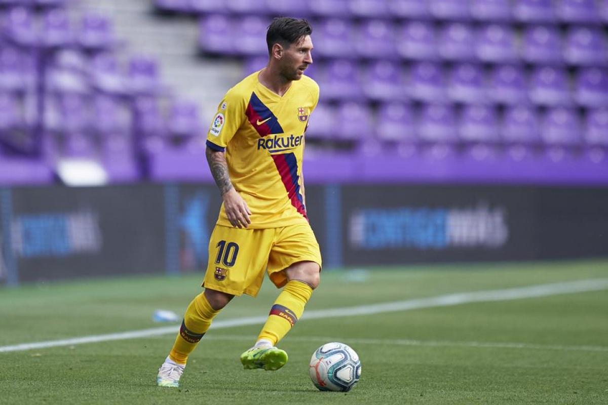 1. Lionel Messi (126 triệu USD)./.