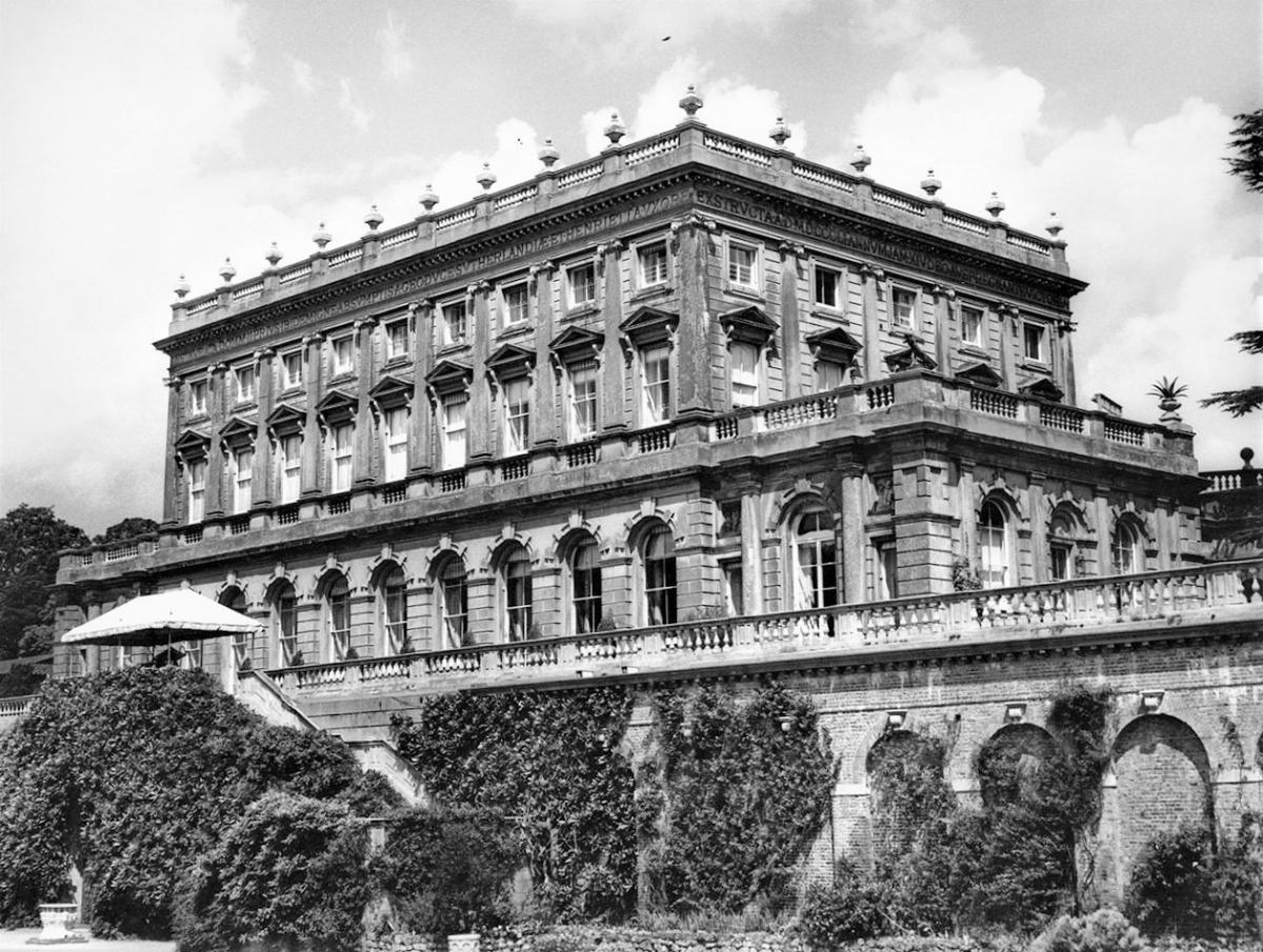 Cơ ngơi của nhà Astor ở Buckinghamshire. Nguồn: RBTH