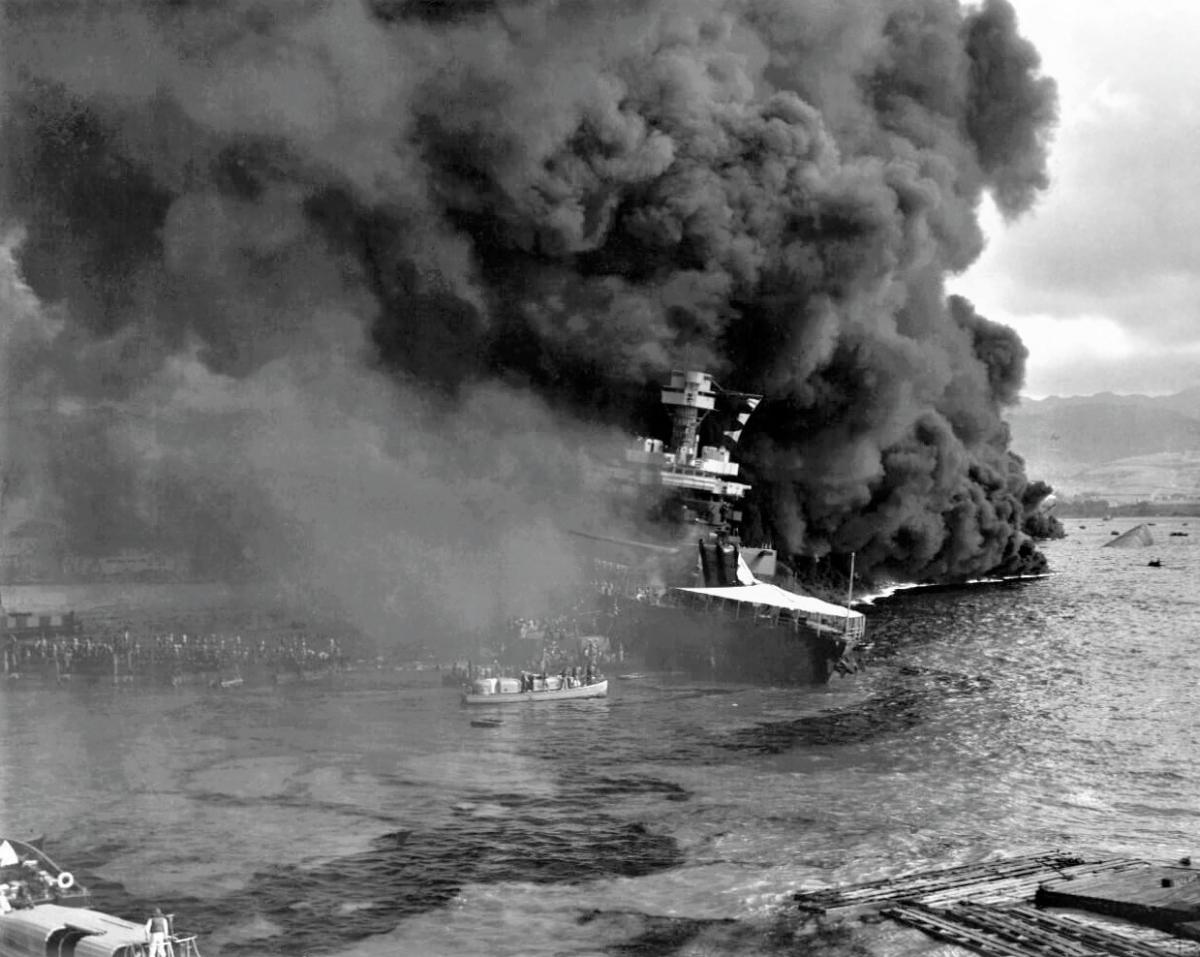 Trước khi hứng đòn sấm sét ở Trân Châu Cảng, Mỹ từng tính chuyện tấn công Nhật Bản; Nguồn: pearlharbor.org