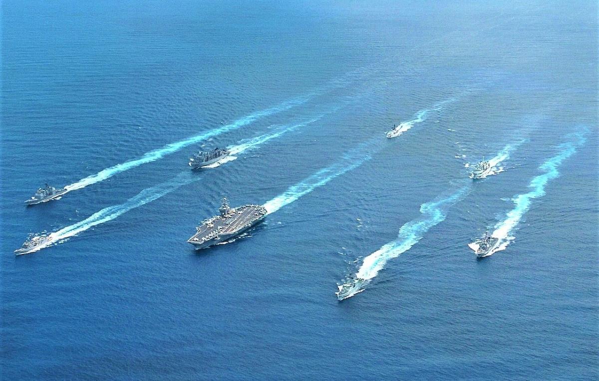 Tiêu diệt nhóm tấn công tàu sân bay là một nhiệm vụ không hề dễ dàng; Nguồn: wikipedia.org