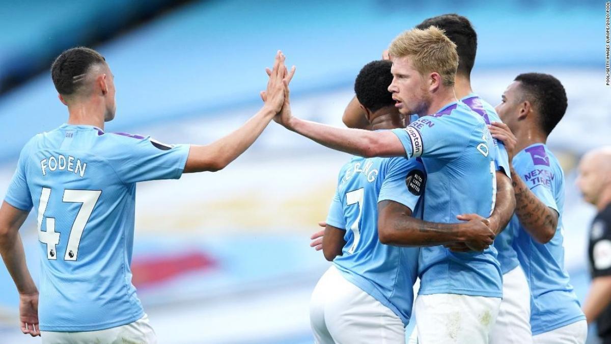 Man City được kỳ vọng sẽ có chiến thắng trước West Brom ở loạt trận rạng sáng mai 16/12. (Ảnh: Getty).