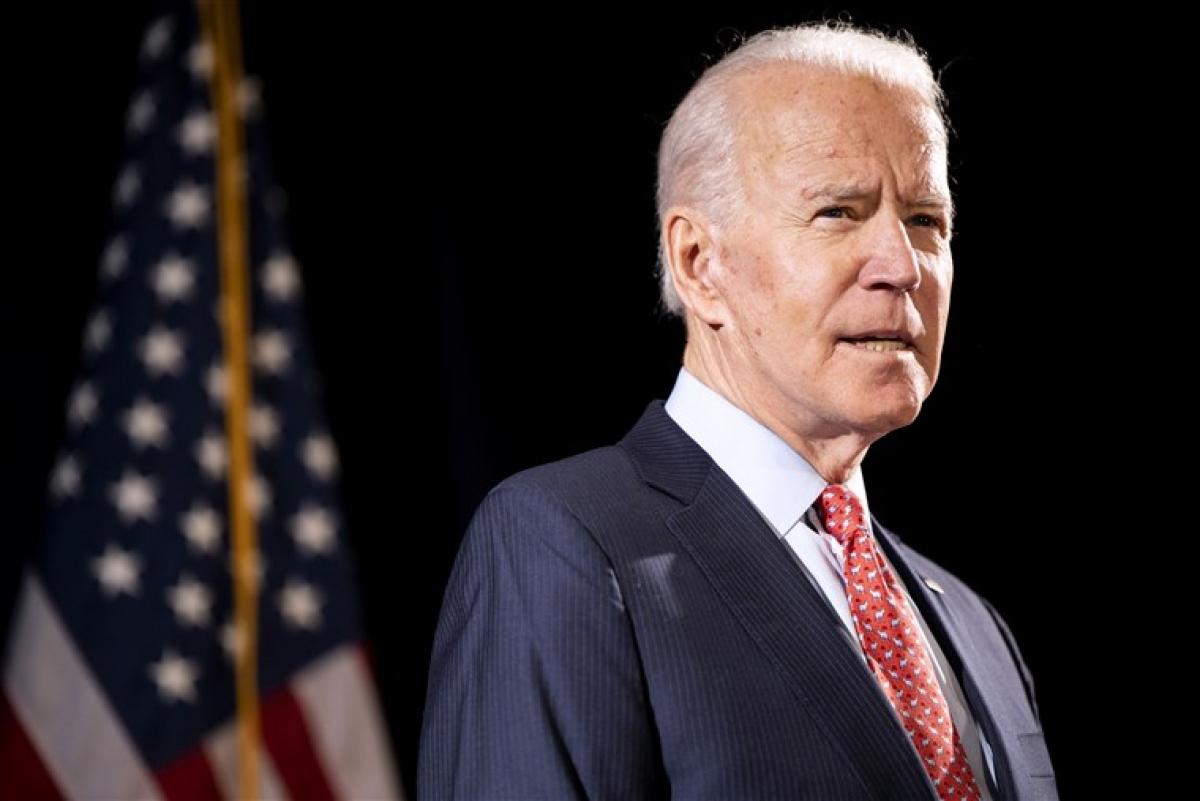 Chính quyền Biden sẽ phải tiếp quản một đất nước đang bị chia rẽ sâu sắc. Ảnh: NBC.