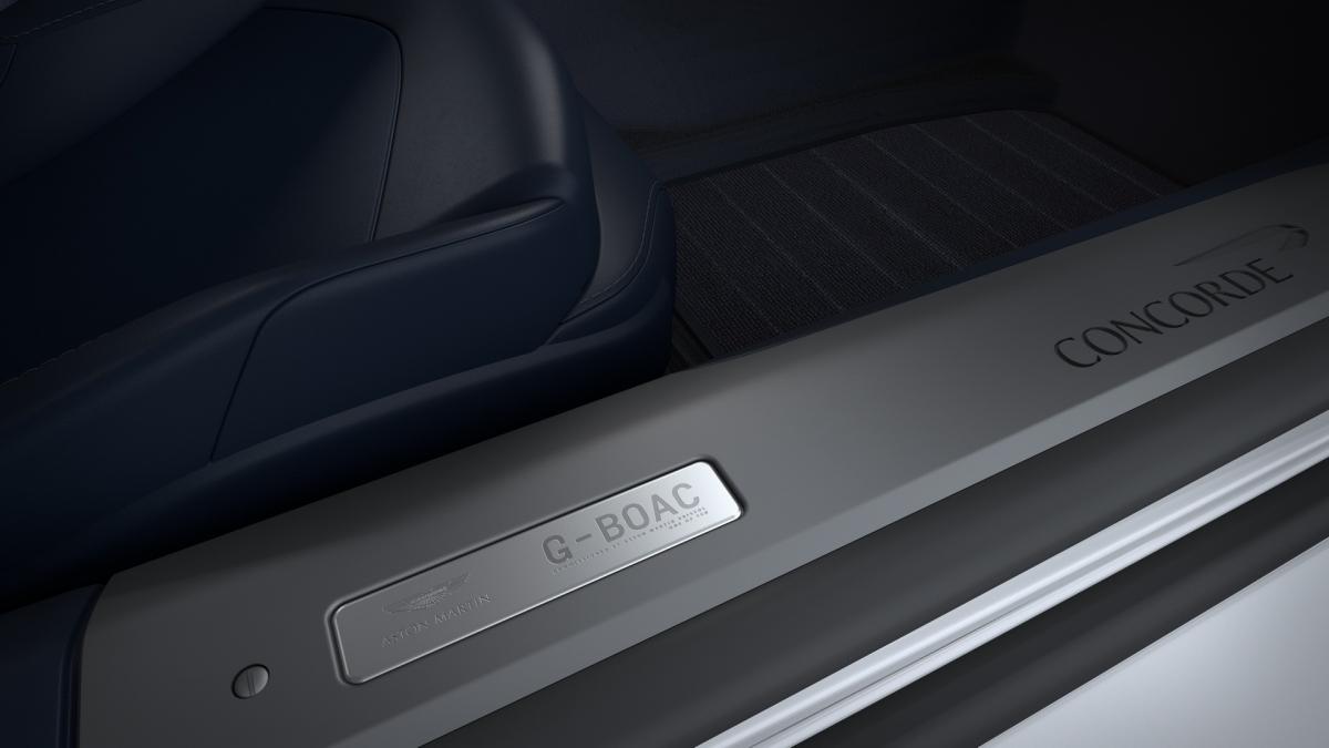 Bản đặc biệt này của DBS Superleggera sẽ được sản xuất giới hạn chỉ 10 chiếc, giá bán của xe không được tiết lộ.