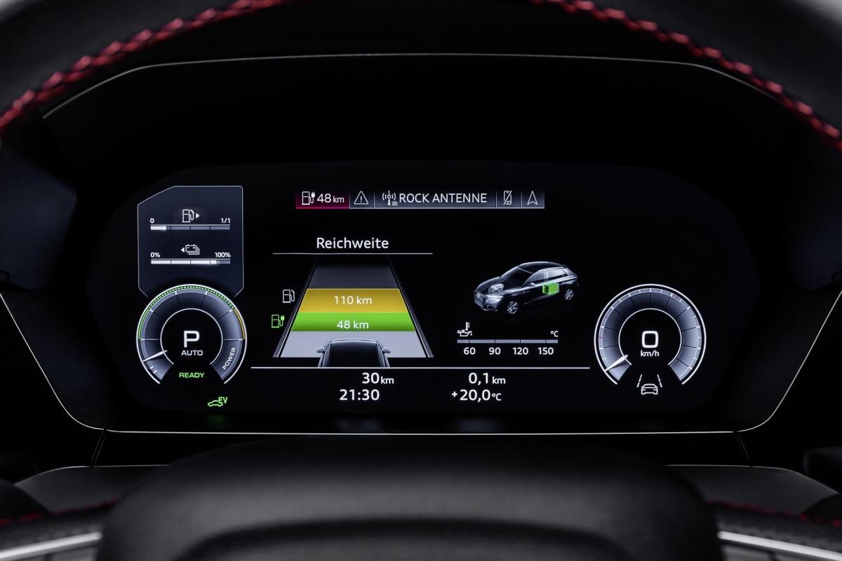Audi A3 Sportback 45 TFSI e sẽ được bán ra tại châu Âu với giá khởi điểm từ 41.440 Euro (tương đương 1,16 tỷ đồng)./.
