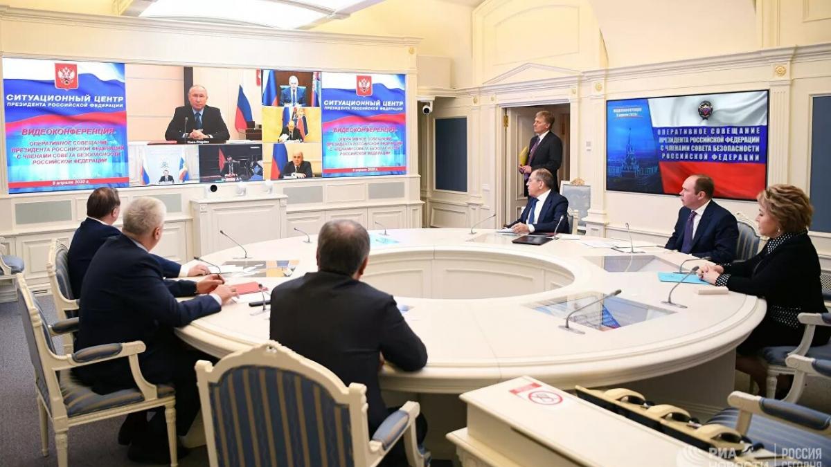 Thành viên Hội đồng An ninh Nga bị cấm có 2 quốc tịch và tài khoản nước ngoài.(Ảnh: Rianovosti)