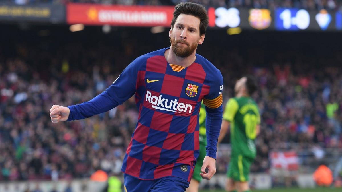 2. Lionel Messi (Barcelona) - 118 bàn thắng.