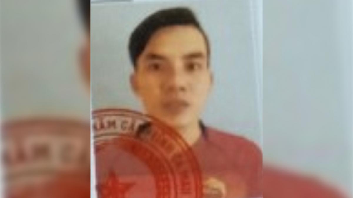 Đối tượng trốn truy nã Huỳnh Minh Thái.