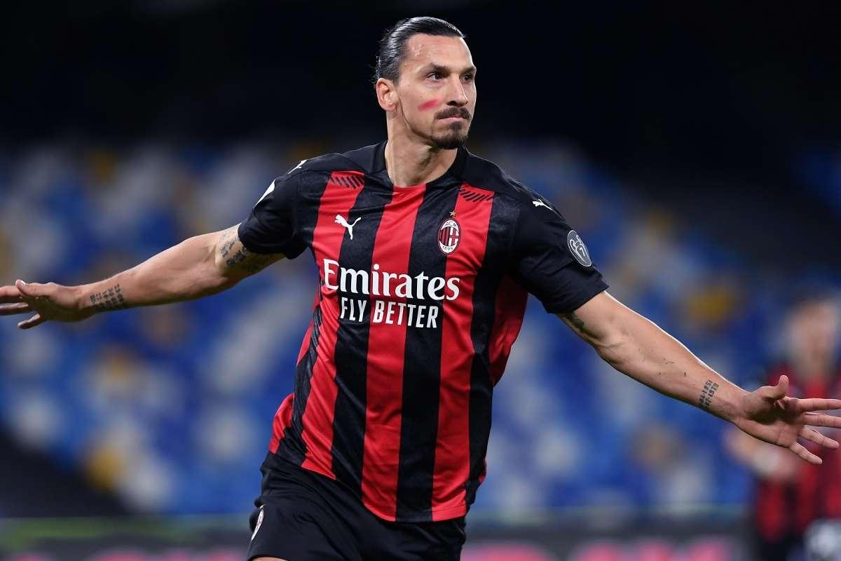3. Zlatan Ibrahimovic (AC Milan) 10 bàn thắng.