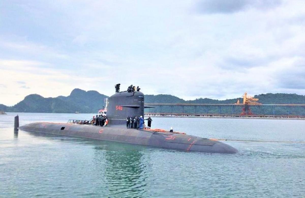 Tàu ngầm Riachuelo lớp Scorpene đang là mối quan tâm của Hải quân Indonesia; Nguồn: navyrecognition.com