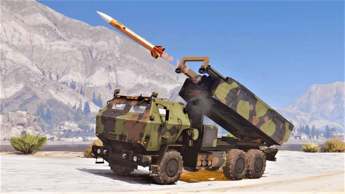 Được triển tại các quốc gia Baltic và Đông Âu, M142 sẽ làm thay đổi cán cân sức mạnh ở châu Âu. Nguồn: gta5-mods.com