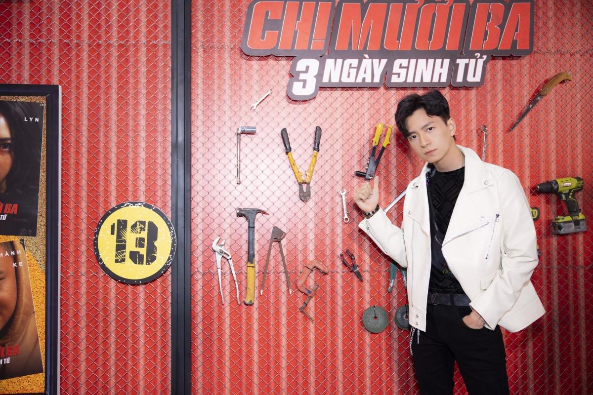 Ca sĩ Ngô Kiến Huy