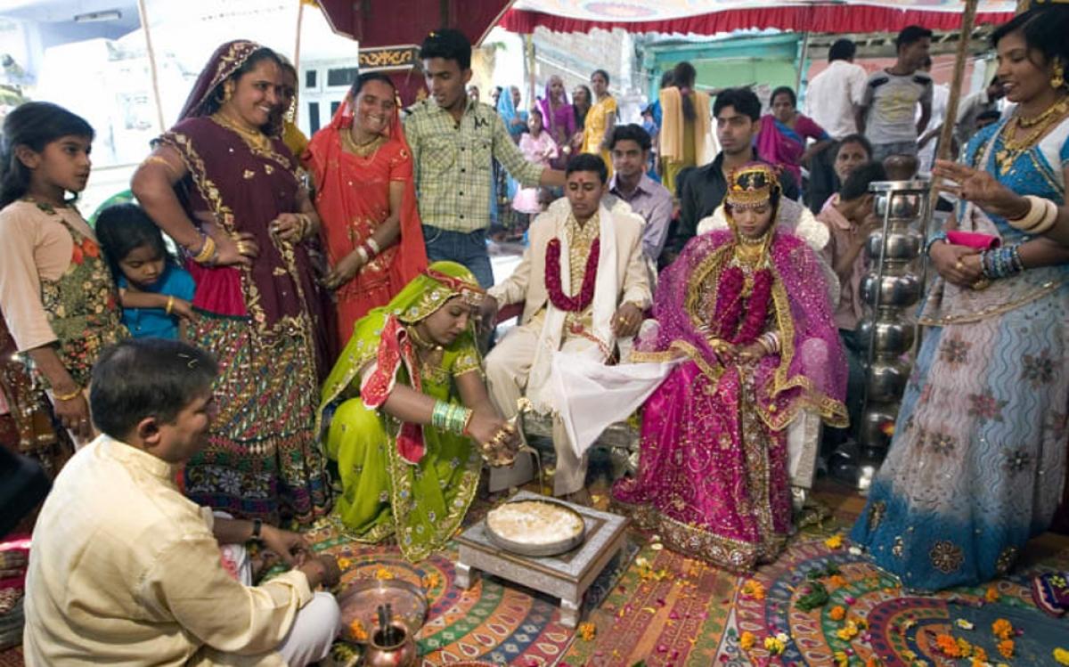 Theo nhiều báo cáo, ngành công nghiệp đám cưới của Ấn Độ đạt khoảng 50 tỷ USD mỗi năm - doanh thu thuộc hàng đầu thế giới.