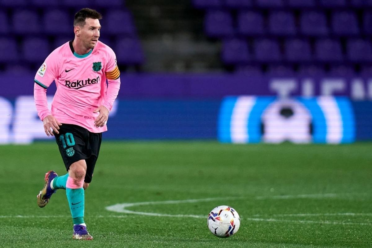 6. Lionel Messi (Barcelona) 7 bàn, 1 kiến tạo.