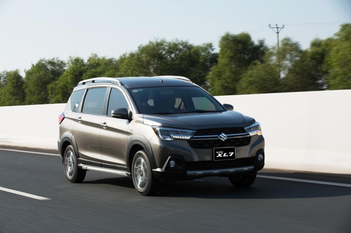 Suzuki XL7 là một sự lựa chọn khôn ngoan mà khách hàng không nên bỏ qua.