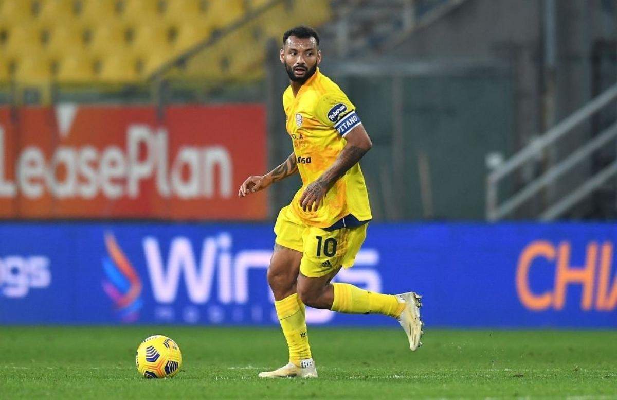 7. João Pedro (Cagliari Calcio) 6 bàn thắng.