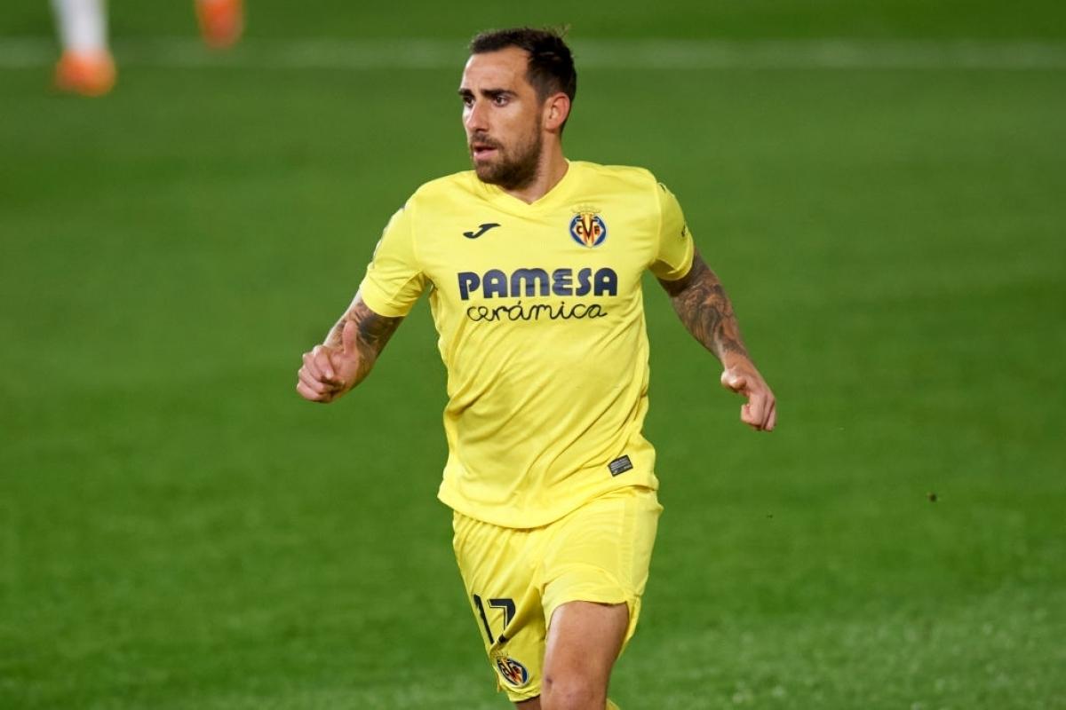 8. Paco Alcácer (Villarreal) 5 bàn, 2 kiến tạo.