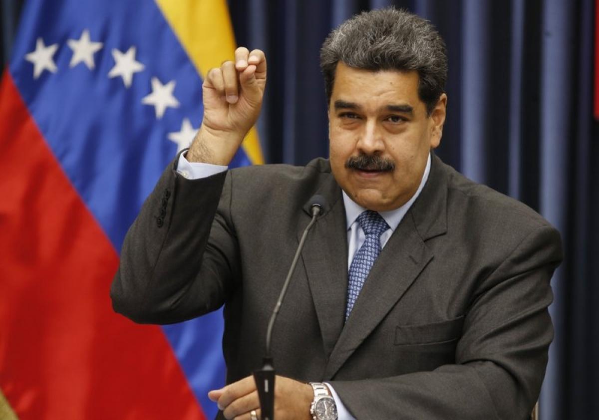 Tổng thống Nicolas Maduro hy vọng cuộc bầu cử lần này sẽ mở ra một hướng đi mới cho đất nước(Nguồn: Reuters)
