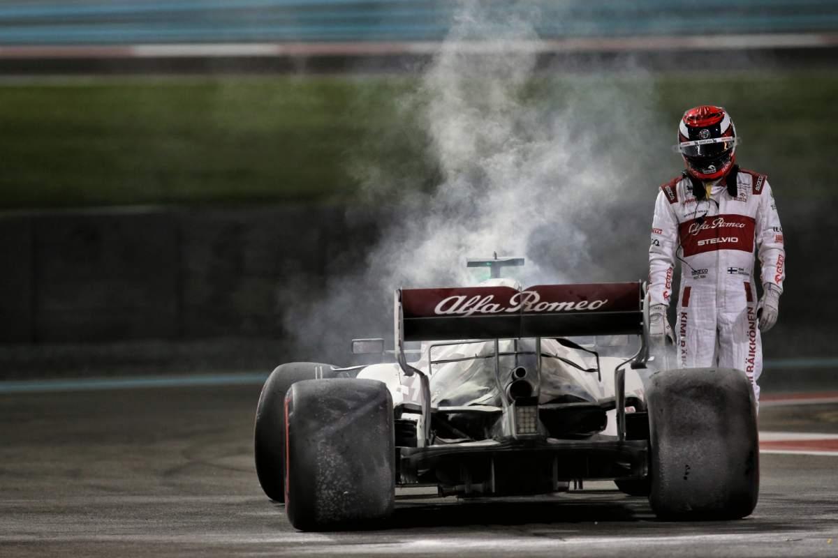 Raikkonen chia sẻ anh chỉ lo lắng về tình trạng của chiếc xe và các kỹ sư của độiAlfa Romeo sẽ phải làm việc tích cực trong 2 ngày để hy vọng có thể khắc phục được sự cố của xe, giúp tay lái người Phần Lan có thể tham gia cuộc đua chính vào ngày Chủ Nhật.