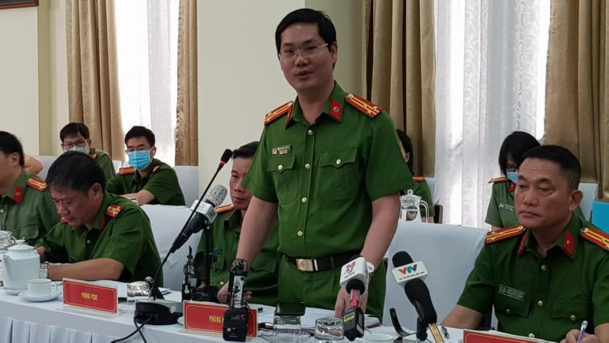 Thượng tá Phạm Văn Thành, Trưởng phòng Cảnh sát kinh tế (PC03) Công an TPHCM