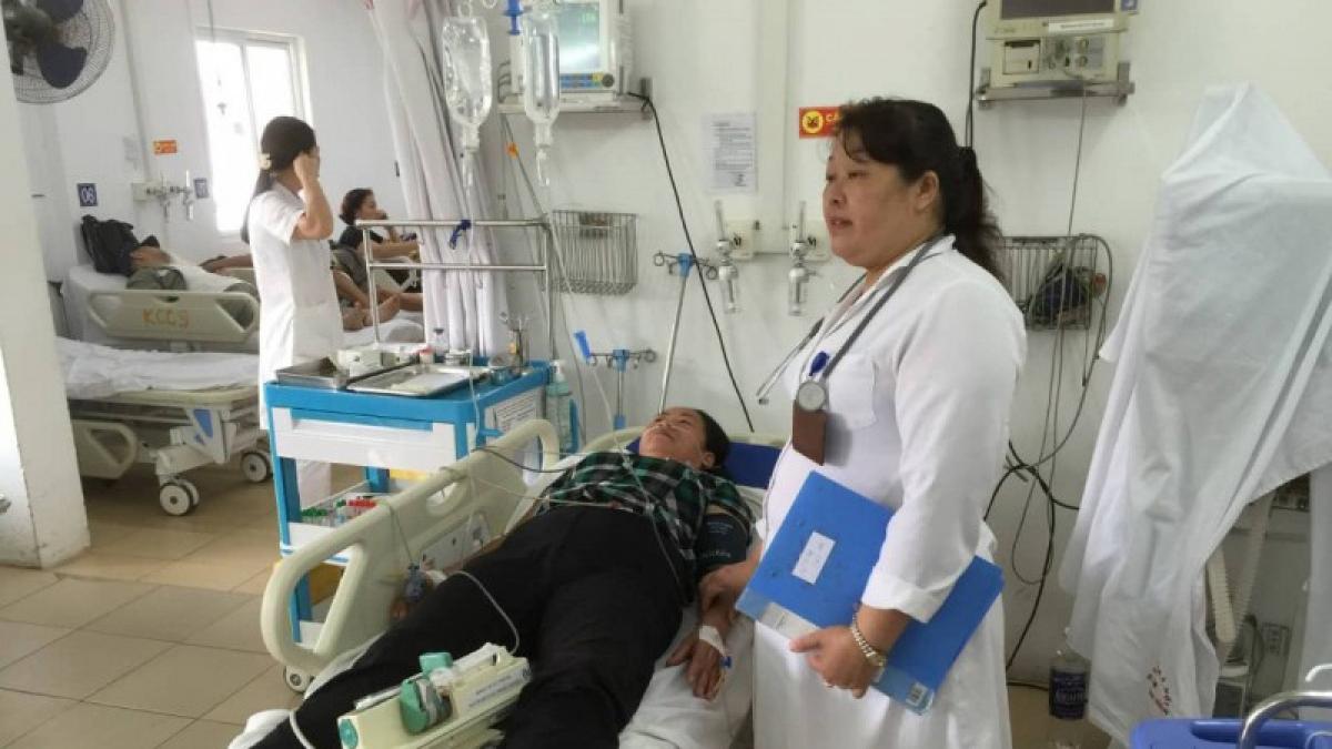 Trời rét đậm, bệnh nhân nhập viện do đột quỵ tăng từ 15-30%. (Ảnh: KT)