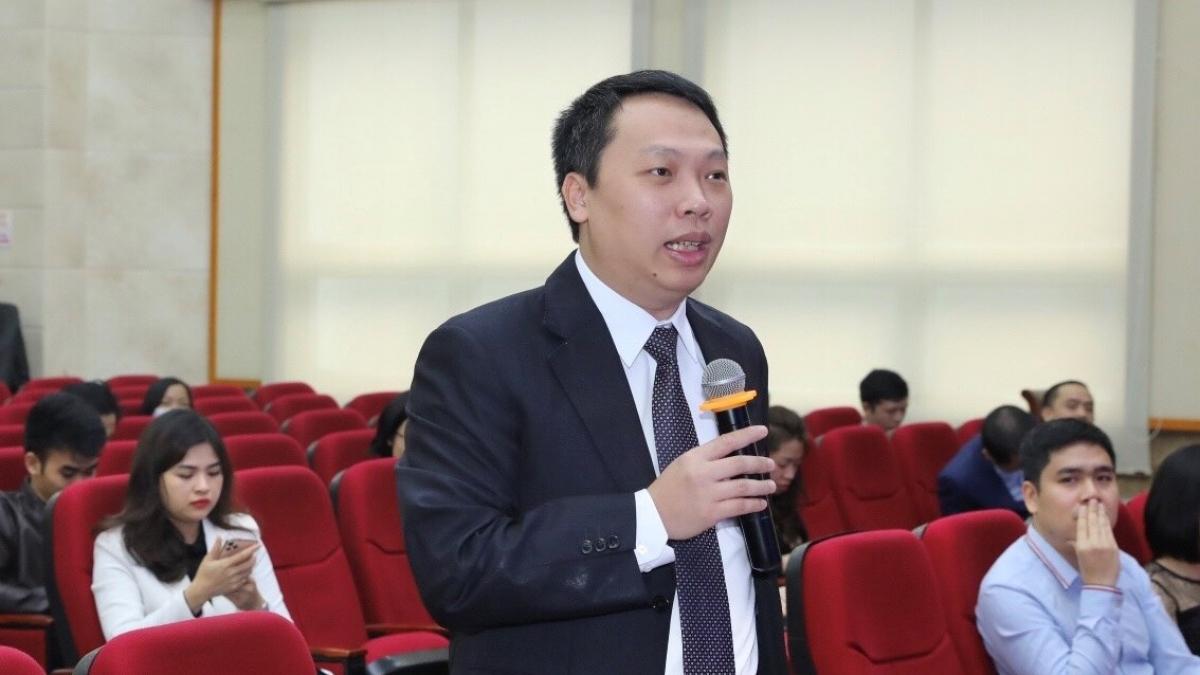Thứ trưởng Bộ Thông tin và Truyền thông Nguyễn Huy Dũng