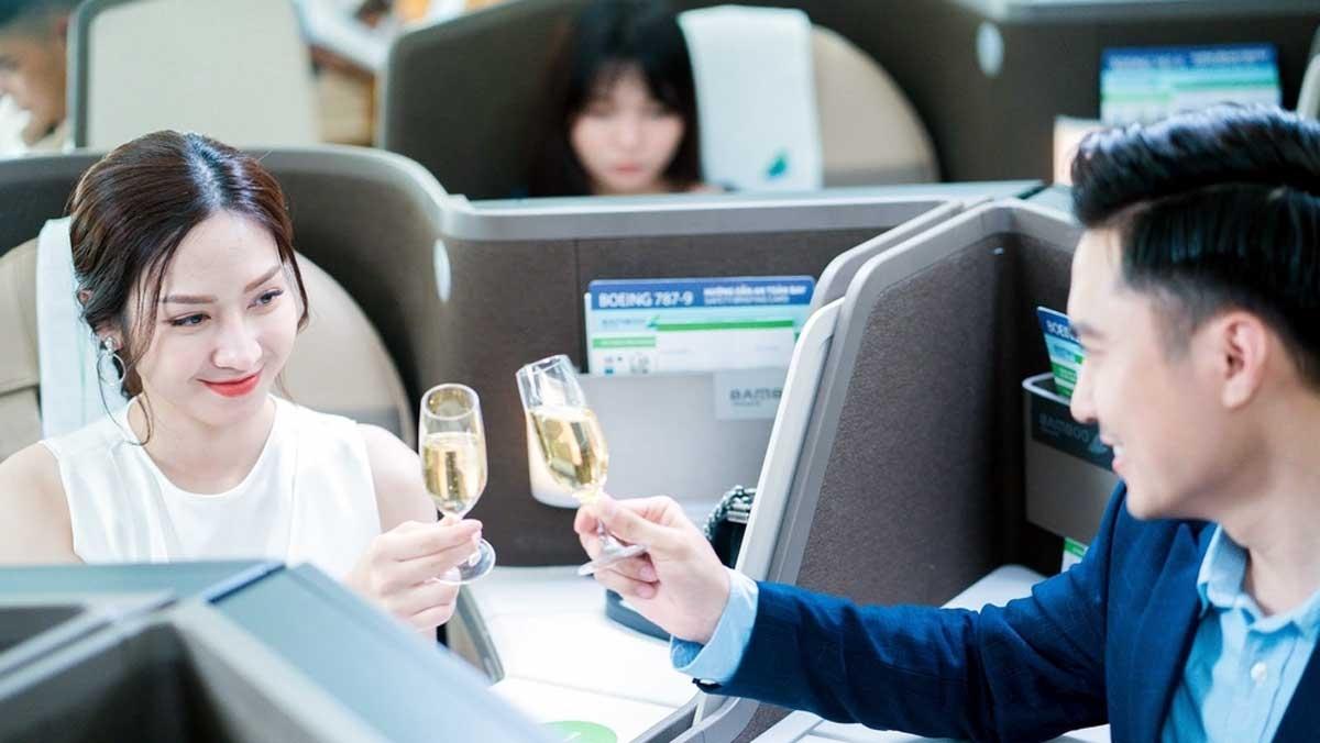 Bamboo Airways thay đổi bộ quyền lợi nhóm giá mới nhằm tối ưu hóa trải nghiệm của hành khách.