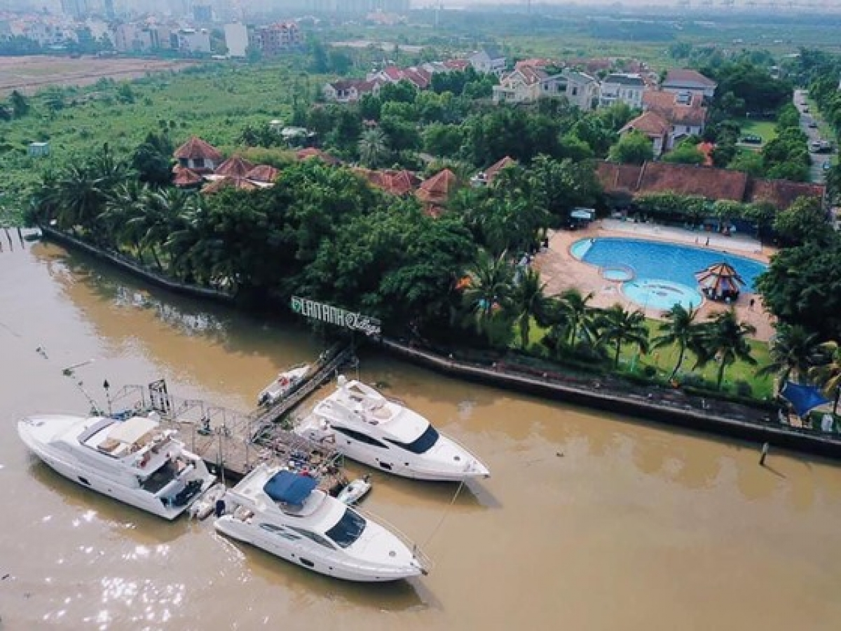 The Saigon Yacht Show (SYS) 2021 opens at Lan Anh Village in Ho Chi Minh City on December 30.