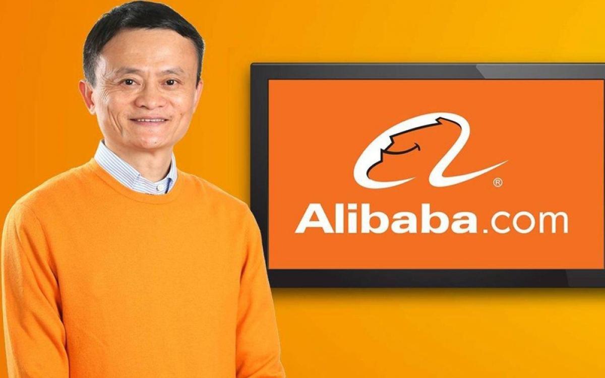 Tỷ phú Jack Ma - ông chủ của Tập đoàn thương mại điện tử Alibaba. (Ảnh: bbntimes.com)