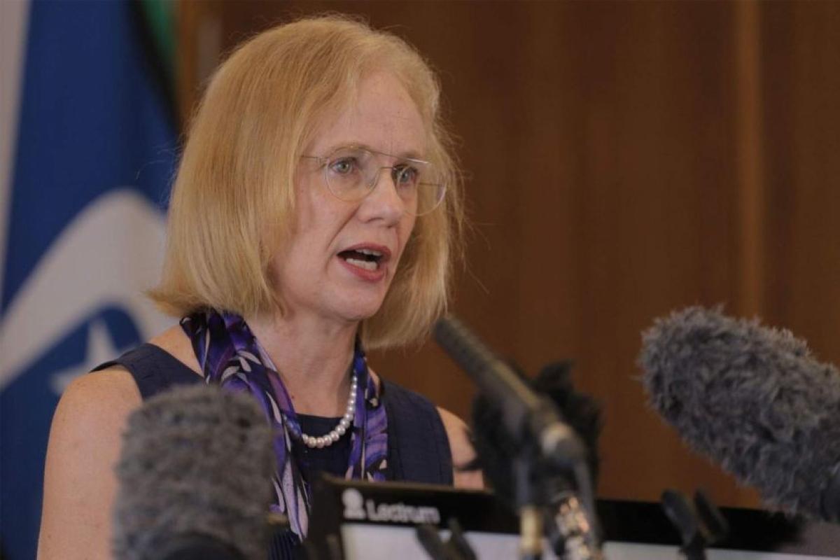 Bà Jeanette Young - Giám đốc Y tế bang Queensland. Nguồn: ABC News