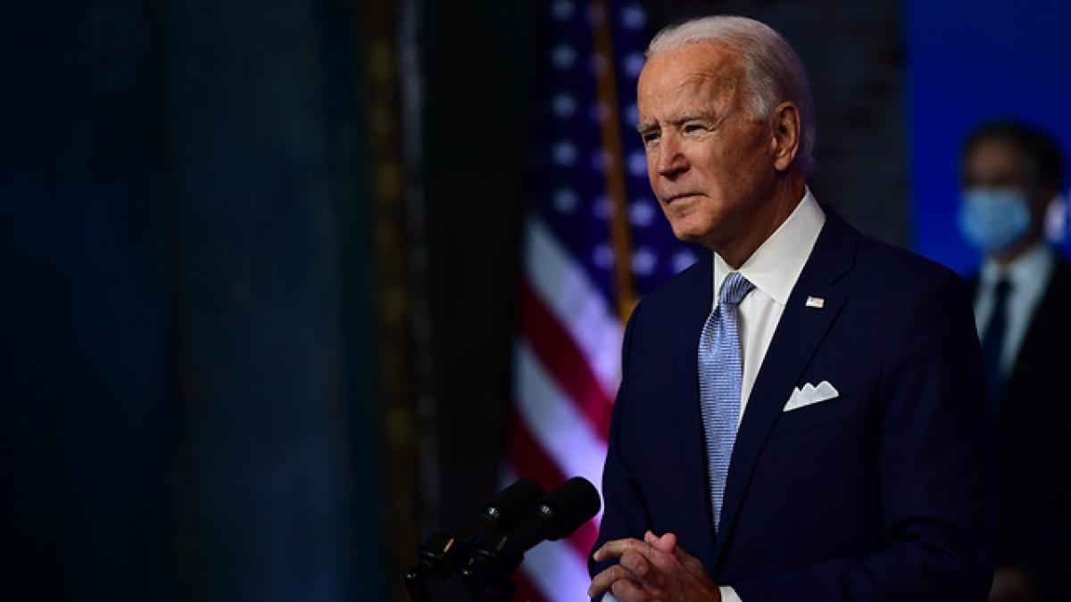 Tổng thống đắc cử Joe Biden. Ảnh: Getty Images