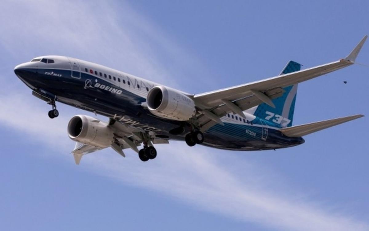 Một chiếc Boeing 737 Max. Ảnh: BBC.