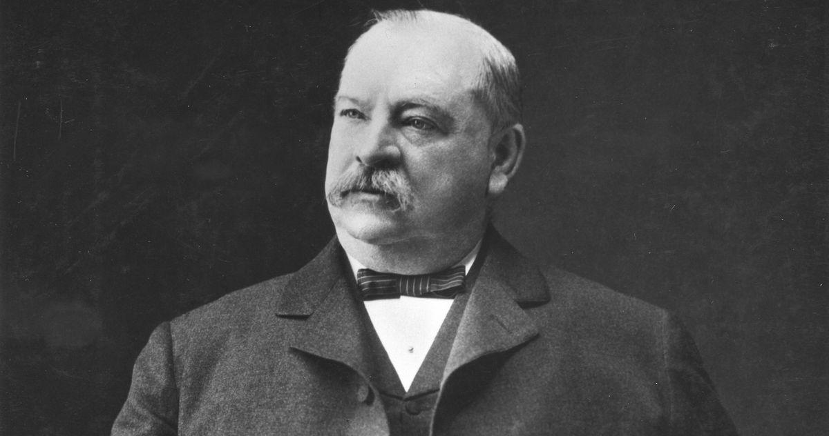 Grover Cleveland là tổng thống duy nhất của Mỹ phục vụ 2 nhiệm kỳ không liên tiếp. Ảnh: New York Magazine