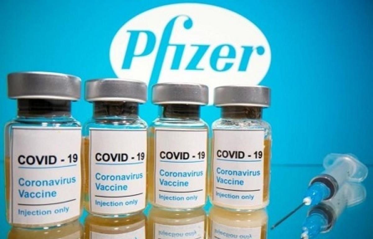 Vaccine của Pfizer là 1 trong 2 loại được cấp phép khẩn cấp ở Mỹ. Ảnh minh họa: KT