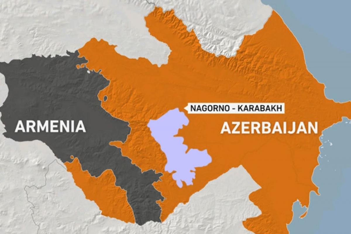 Các hoạt động chiến đấu giữa Armenia và Azerbaijan tại Nagorno-Karabakh đã được nối lại vào cuối tháng 9/2020. (Ảnh minh họa: KT).