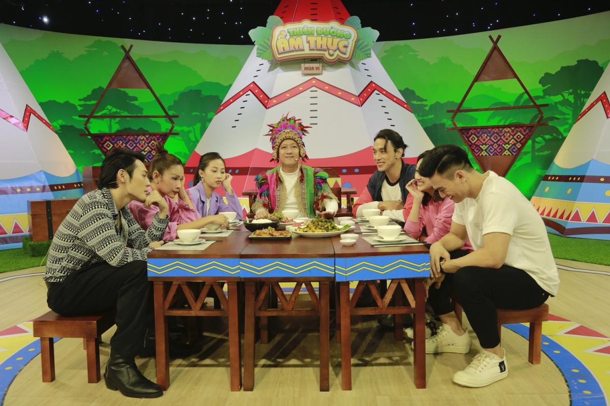 """Dàn khách mời trong tập 12 """"Thiên đường ẩm thực"""" mùa 6."""