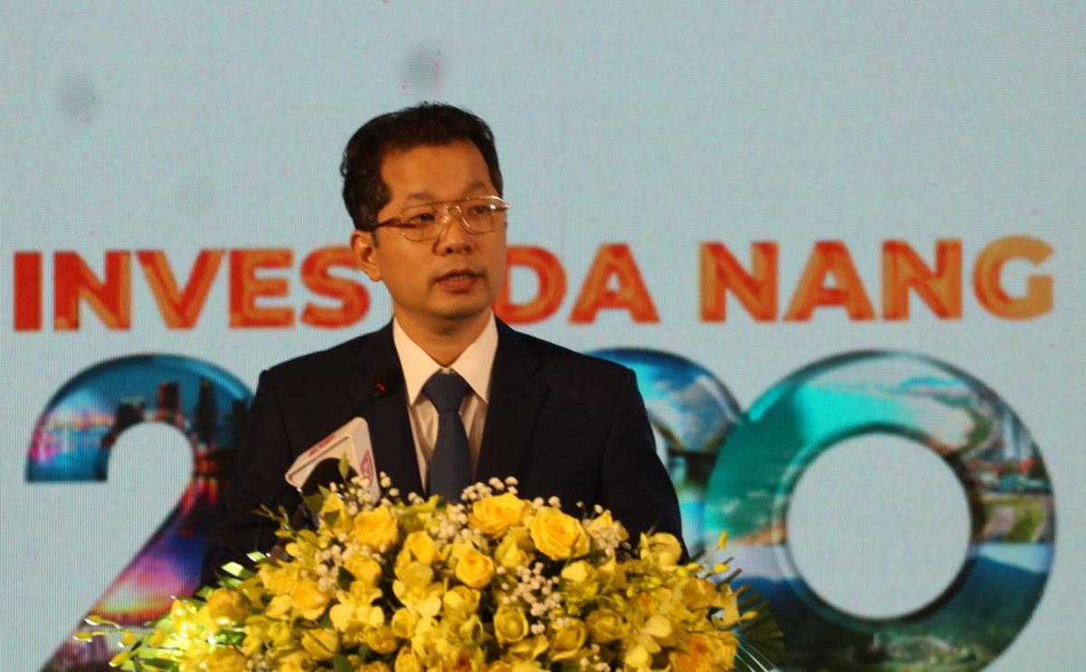 Ông Nguyễn Văn Quảng, Bí thư Thành ủy Đà Nẵng.