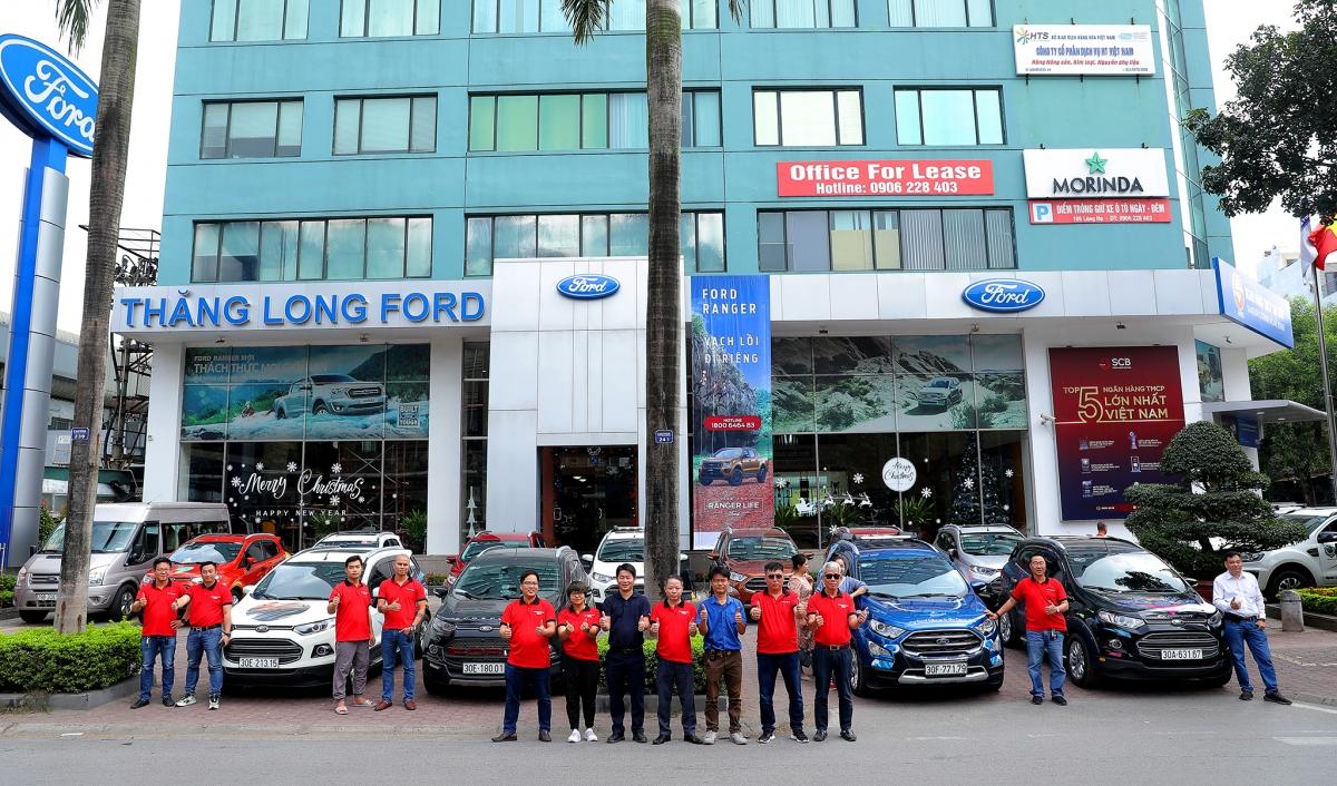 """Thông qua các mẫu thiết kế mang tính cá nhân hóa của """"Paint Your true Color 2020"""", Ford Việt Nam mong muốn xây dựng mối liên kết giữa chủ sở hữu và chiếc xe EcoSport."""