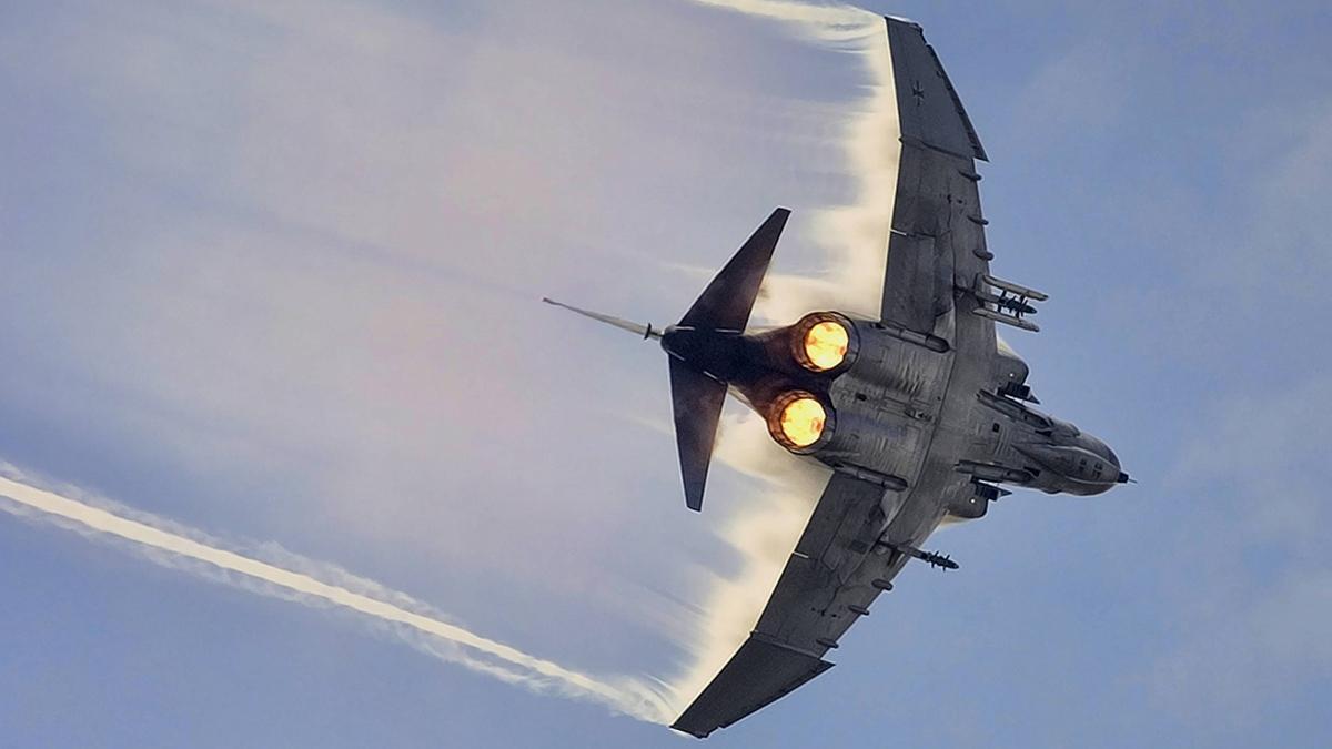 Tiêm kích F-4 Phantom II. Ảnh: Reddit.com