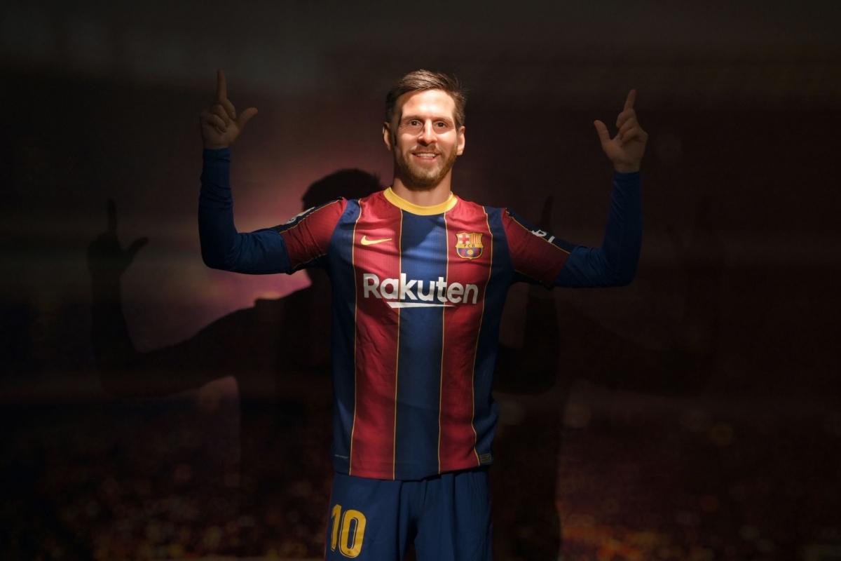Tuy nhiên, cũng có những ý kiến cho rằng bức tượng sáp này trông rất giống với Lionel Messi ngoài đời thật.