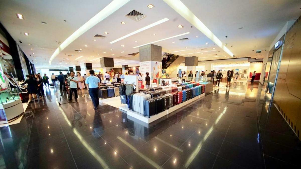 Menas Mall sẽ mang đến một trải nghiệm mua sắm, giải trí và ẩm thực đa dạng cho khách hàng.