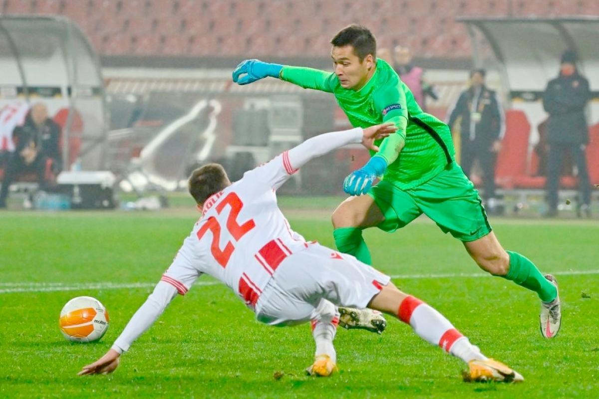 Filip Nguyễn thi đấu rất hay ở trận gặp Gent (Ảnh: Getty).
