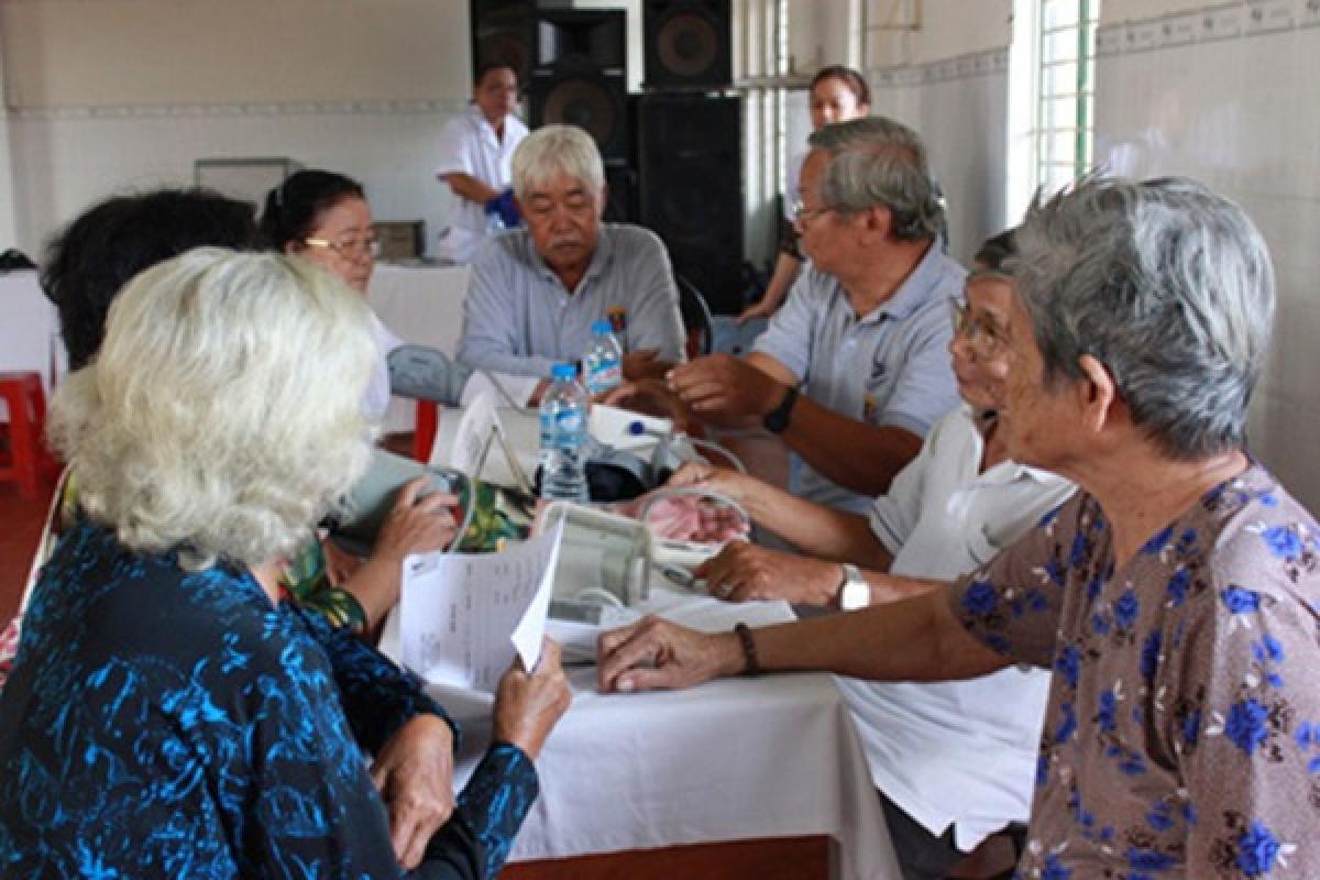 Việt Nam là một trong những nước có tốc độ già hóa dân số nhanh nhất thế giới (Ảnh minh họa: KT)