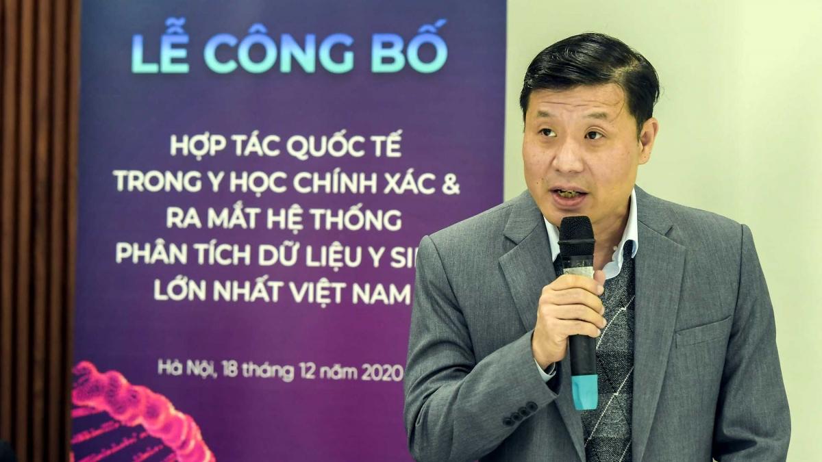 GS. Vũ Hà Văn, Giám đốc Khoa học Viện Nghiên cứu Dữ liệu lớn VinBigdata.