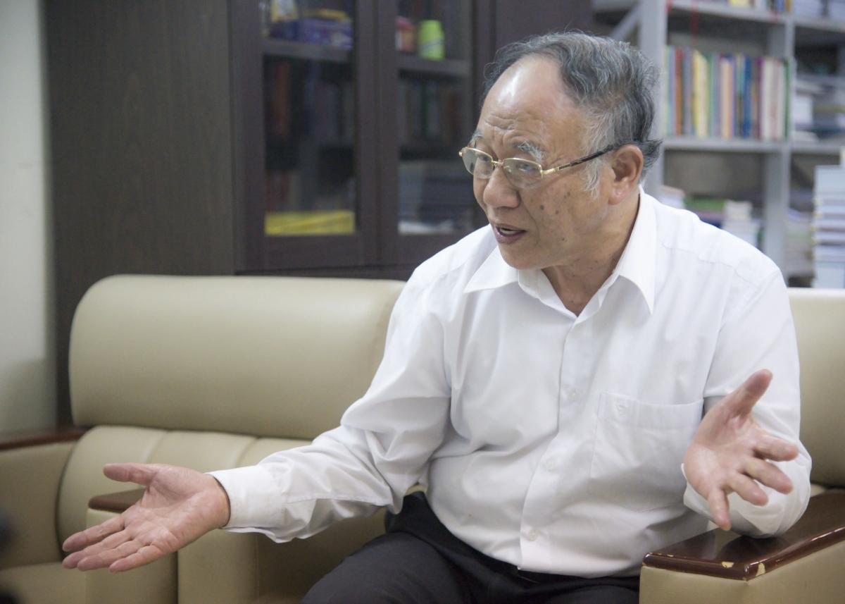 GS.TS Hoàng Chí Bảo