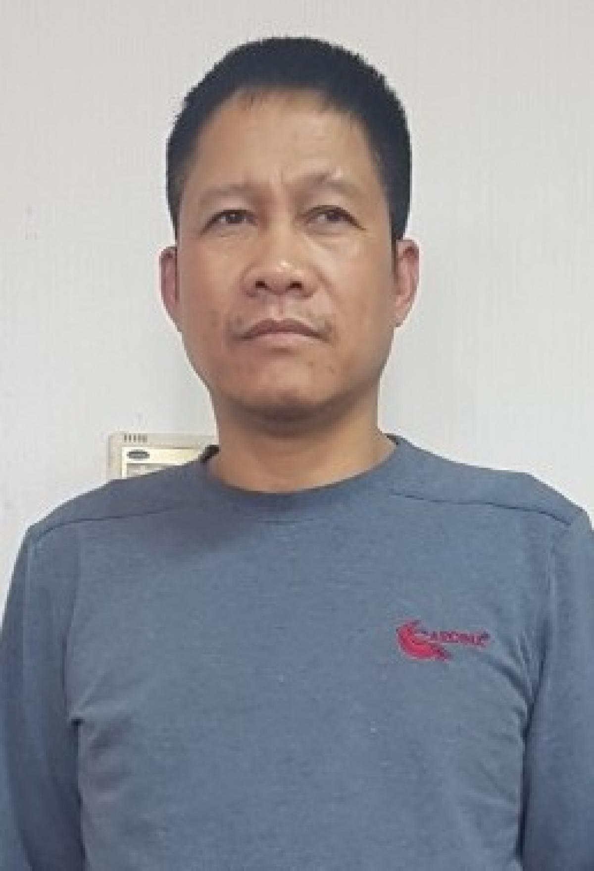 Đối tượng cầm đầu Đào Văn Chấp.