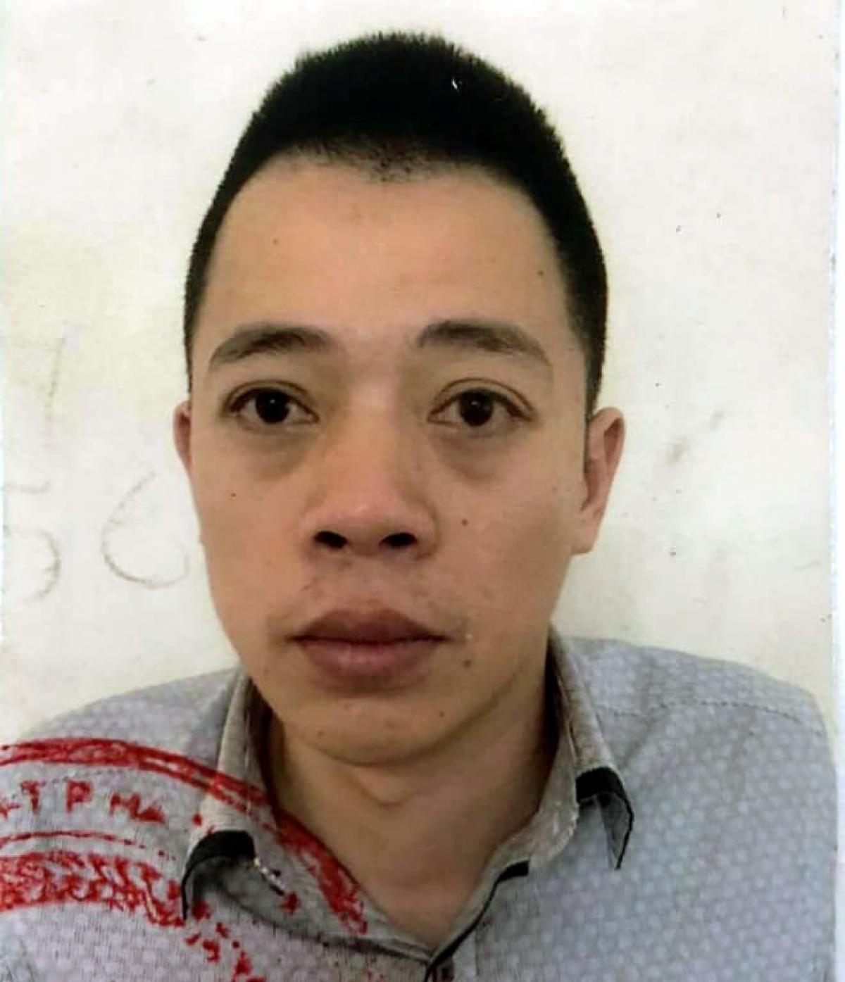 Đối tượng Phạm Anh Tuấn.