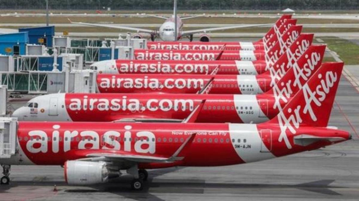 Máy bay của AirAsia Nhật Bản. Ảnh: Reuters.