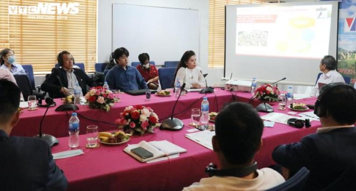Hội nghị Xúc tiến thương mại Doanh nghiệp Xuất nhập khẩu và Đầu tư quốc tế.