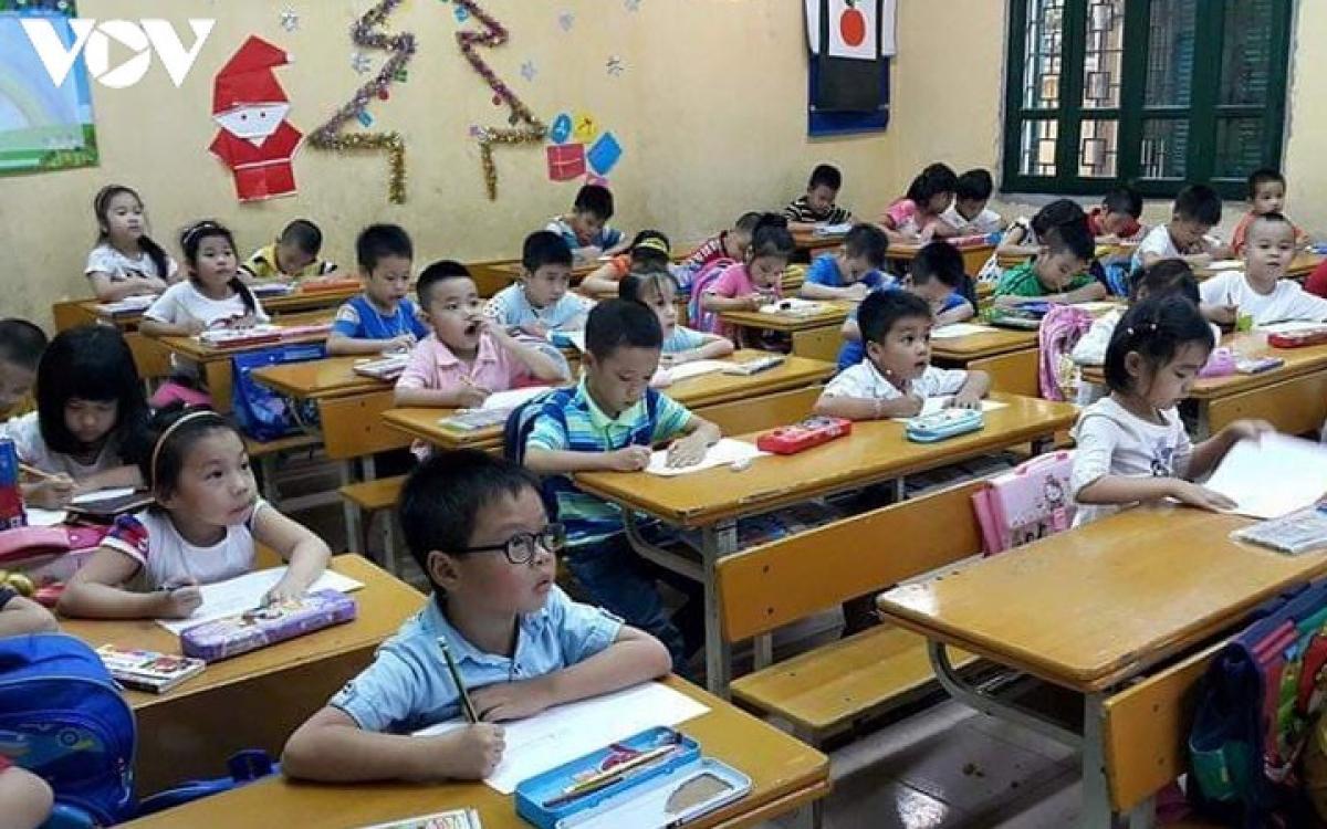 Sau 10 năm thực hiện Đề án Phổ cập giáo dục mầm non cho trẻ 5 tuổi (2010-2020), ngành giáo dục đã huy động được 99,9% trẻ em 5 tuổi trên cả nước đến trường.