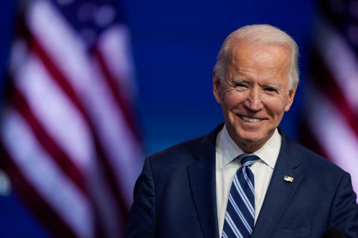 Ông Joe Biden. Ảnh: WSJ.